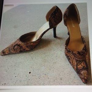 Vintage Highlight shoes size 7 1/2
